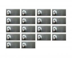 Lames De Tondeuse Robot Pour Honda Miimo – Set De 18
