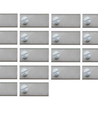 Lames De Tondeuse Robot Pour Belrobotics – Set De 30