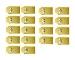 Lames De Tondeuse Robot Pour Florabest – Set De 18 En Titane